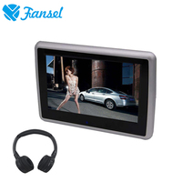 Fansel 10 1 Inch Car Headrest Monitor DVD Player LCD Display Touch Screen With HD 1080P