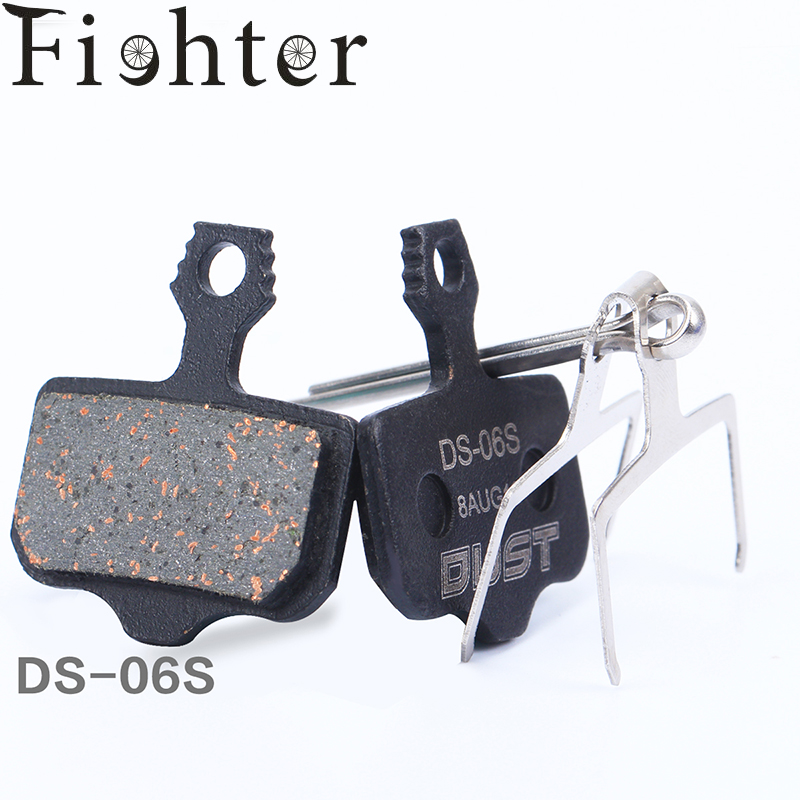 2 pairs of Mountain Bicycle Disc Brake Pads For Avid Elixir R/CR/CR-MAG/E1/3/5/7/9 Sram X0 XX DB1/3/5 MTB Brake Pads Parts