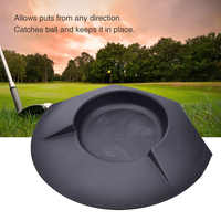 Sports Outdoor Lightweight High Strength Plastic Training Aid Accessories All Direction Putting Cup Golf Practice Hole Tools