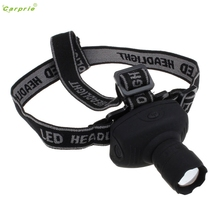 Flashlight CREE Q5 LED Zoomable Headlamp