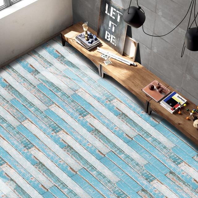 Multi Purpose Wall Paper Self Adhesive Wood Grain Floor Contact Covering Pvc Waterproof