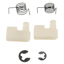 Spring Recoil For Chainsaw 4500/5200/5800 Replace Flywheel Starter Pawl Kit Replacement Part Plastic Metal Hot