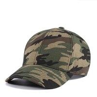 Quality Hip Hop Hats Spring Summer Men Women Baseball Cap Camouflage Snapback Bone High Grade Cotton