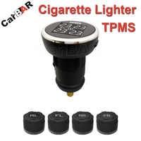 Zapalniczki TPMS z czujnikiem zewnętrznym wsparcie wysokie niskie ciśnienie z regulacją temperatury Alarm wycieku CARBAR