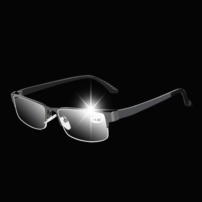 3f7206f71f De los hombres gafas de lectura para la vista de los hombres hipermétropes  gafas Brillen hombre espectáculo marcos con dioptrías + 1 + 1,5 + 2 + 2,5 +  3 + 3 ...