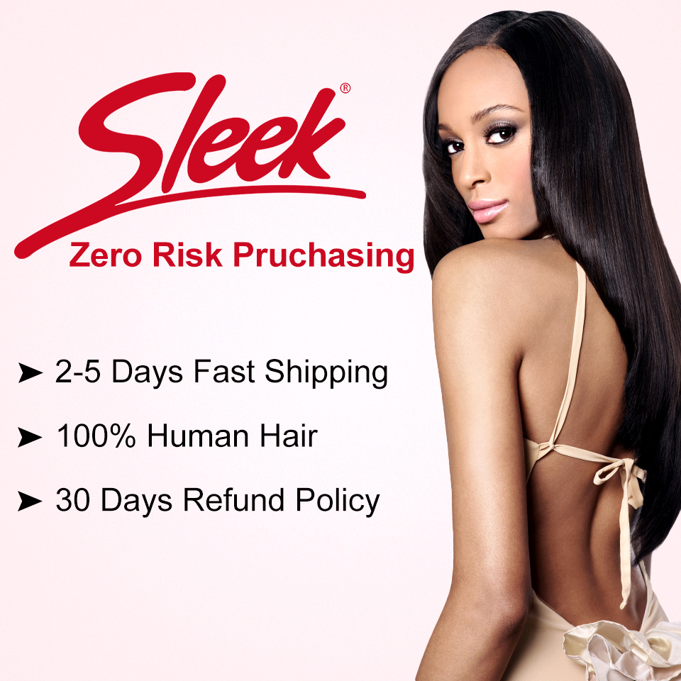 Image 5 - Sleek Brazilian Romance Weave Human Hair Wigs Remy Non Lace Front Human Hair Wigs For Black Women Perruque Cheveux HumainFull Machine Wigs   -