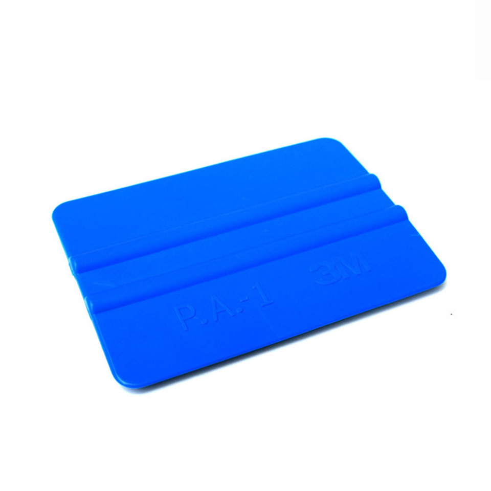 Good Quality Car Tint Tool 10*7.5cm Bump Cards Blue 3 M Hand Applicator Squeegee For Car Wrapping PA 1-in Car Stickers from Automobiles & Motorcycles