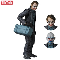 DC Batman The Dark Knight Bat Man The Joker Bank Robber Joker Ver Heath Ledger Cartoon
