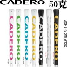 NEW CADERO 2X2 AIR NER 10x Crystal Standard Golf Grips Transparent Club Grip 10 الألوان المتاحة مع مواد لينة