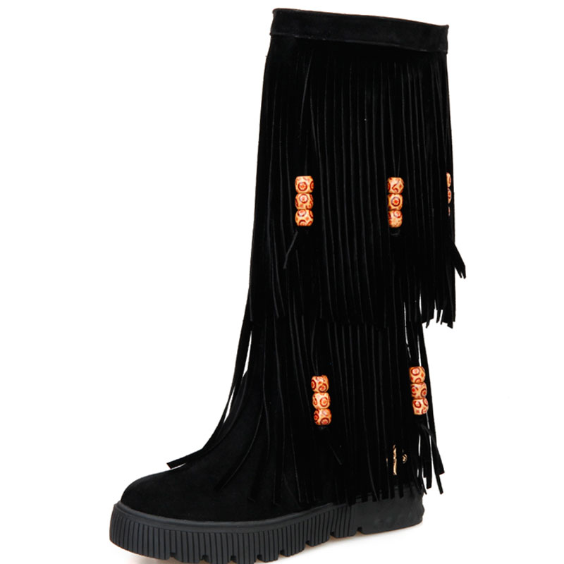 Online Get Cheap Fringe Moccasin Boots -Aliexpress.com | Alibaba Group