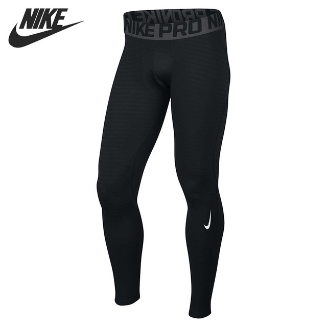 e97dd802f41a0 Original NIKE Pro Hyperwarm Compression Men's Pants Sportswear-in ...