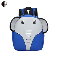 Cartoon Backpack For Girls And Boys Kindergarten Children Backpack Elephant SchoolBag Foam Animal Bag Mochila Escolar