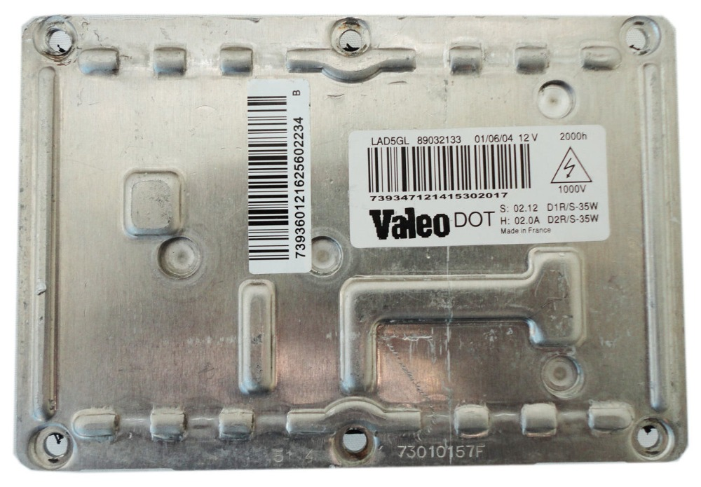 New Valeo LAD5GL 4Pin D1S D1R D2S D2R Xenon Headlight Control Unit Ballast ECU d1s pin wiring diagram basic electrical wiring diagrams \u2022 indy500 co  at crackthecode.co