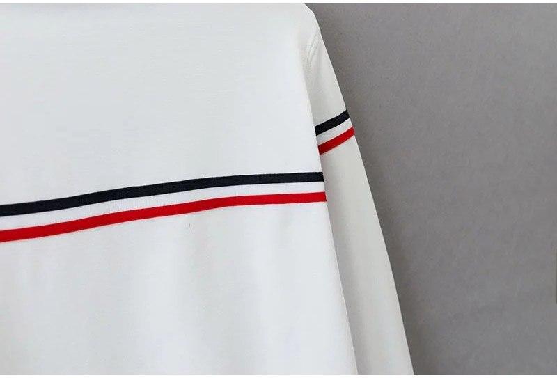 HTB1ywL0SXXXXXb0XFXXq6xXFXXXt - Long Sleeve Striped Sweatshirts Kpop PTC 72