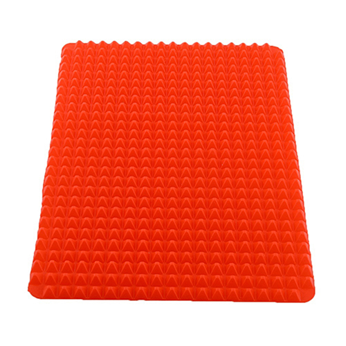 Kitchen Pyramid Pan Non Stick Silicone Cooking Mat Oven