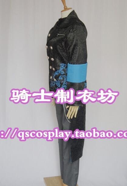 Aditif.co.in Black Costume Vergil 10
