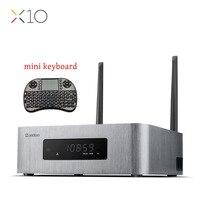 ZIDOO X10 Andoid 6 0 Smart TV Box Dual System Quad Core 2G 16G Dual Band
