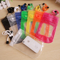 Waterproof Diving Bag For Mobile Phones Underwater Pouch Case For iphone4 4s/5s/6/6plus For samsung galaxy note waterproof bag