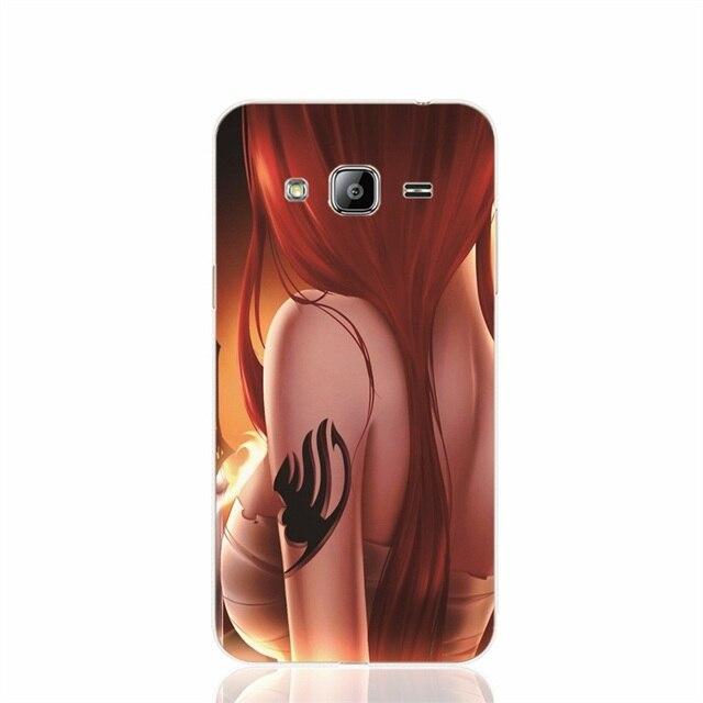Fairy Tail Samsung Case