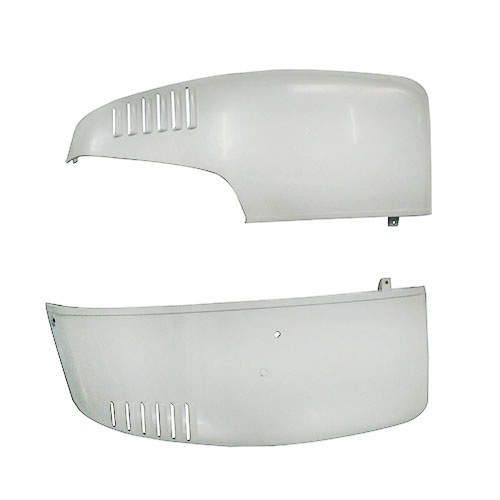 Motorcycle Accessories for Honda AF52 Julio motorcycle scooter Plastic Rear fairing body cover Rear side panel