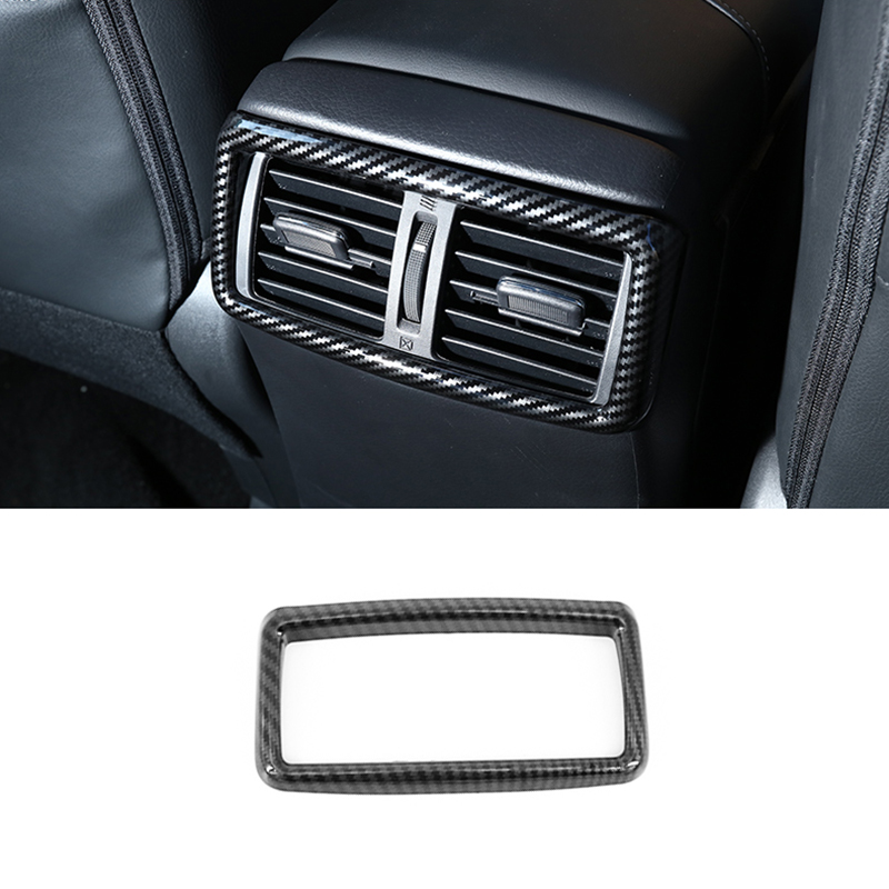 ABS Chromed Front Air Vent Outlet Cover Trim  for Nissan X-trail Rogue 2014-2018
