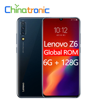 Global ROM Lenovo Z6 L78121 6GB 128GB Android P 4G FDD LTE Mobile Phone 6.39″OLED 2340×1080 Snapdragon 730 Octa-core 4000mAh Lenovo Phones