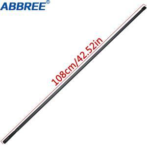 Image 4 - ABBREE Tactical Antenna 27Mhz 72/108CM CB Portable Radio with BNC Connector for Cobra Midland Uniden Anytone CB Radio