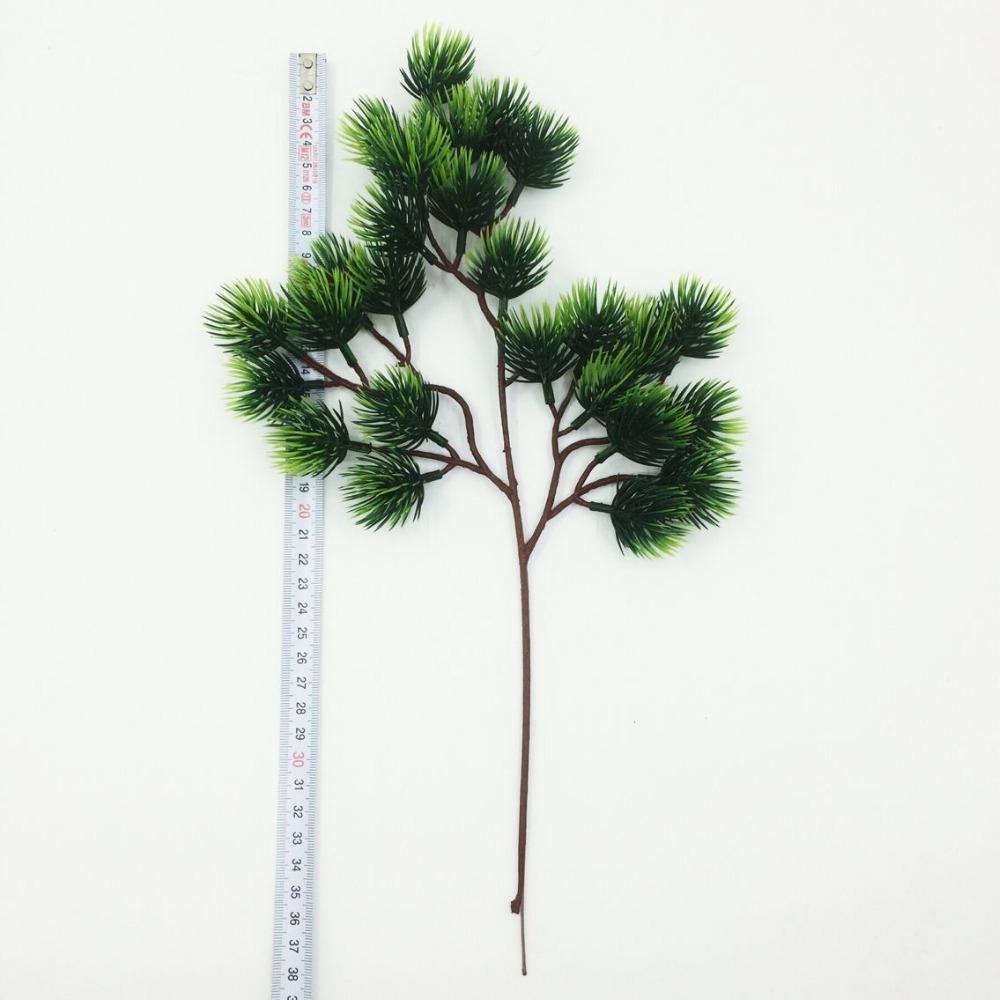 5 Rushed 5new Year Decoration Christmas Tree Accessories Decor Plant  Simulation Pine Bonsai Pinheiros De Natal Artificial