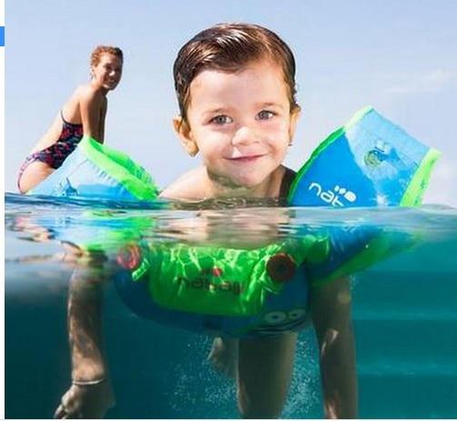 Uşaqların şişmə VeBaby öyrənmə üzgüçülük texnikası - Su idmanı - Fotoqrafiya 4