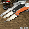 LCM66 Tactical Folding Knife Cold Steel D2 Blade Camping Outdoor Survival Knives Hunting Tools Very Sharp