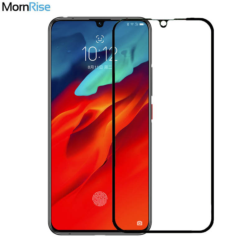 2PC Full Cover Toughened Tempered Glass Film For Lenovo Z6 Lite Glass Screen Protector Protective Glass For Lenovo Z6 Pro Saver