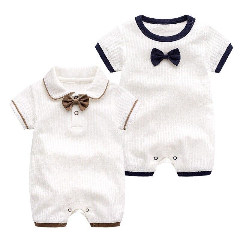Rompers, Baby, cotton, Summer, Newborn, Jumpsuits