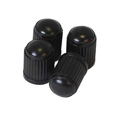 4 шт./партия пластиковый велосипед велосипедный клапан черные пылезащитные колпачки автомобиль фургон мотоциклетные шины трубы