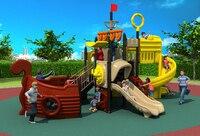Экспортируется Южная Африка открытый пластиковые площадка парка оборудования слайд играть structrue YLW OUT171082