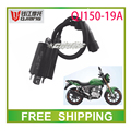 150cc ignitor ignition coil QJIANG QJ150-19A  street bike MOTORCYCLE accessories free shipping
