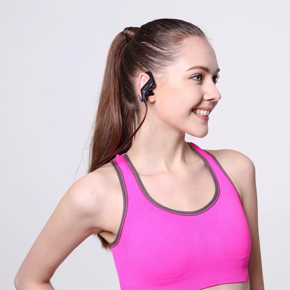 Nove brezžične stereo športe SP6 Bluetooth slušalke vodoodporne - Prenosni avdio in video - Fotografija 5