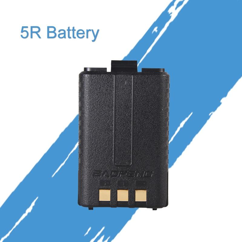 1800mah BL-5 Original Li-Ion Baofeng UV5R Battery For Radio Walkie Talkie Accessories Baofeng UV-5R UV-5RE 5RA UV 5R Battery