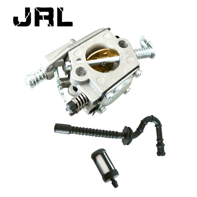 Carburetor For Stihl Chainsaw Ms With Fuel Gas Line Fuel Filter Jpg X