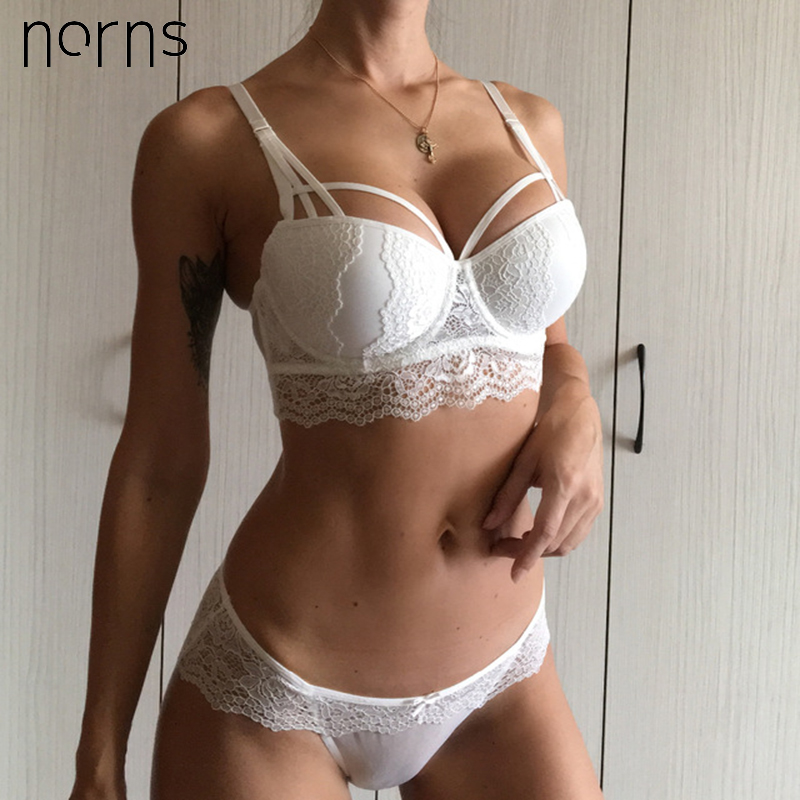 Nornas-mujeres-cinta-de-encaje-de-conjunto-de-lencer-a-porno-push-up-Lencer-a-mujer