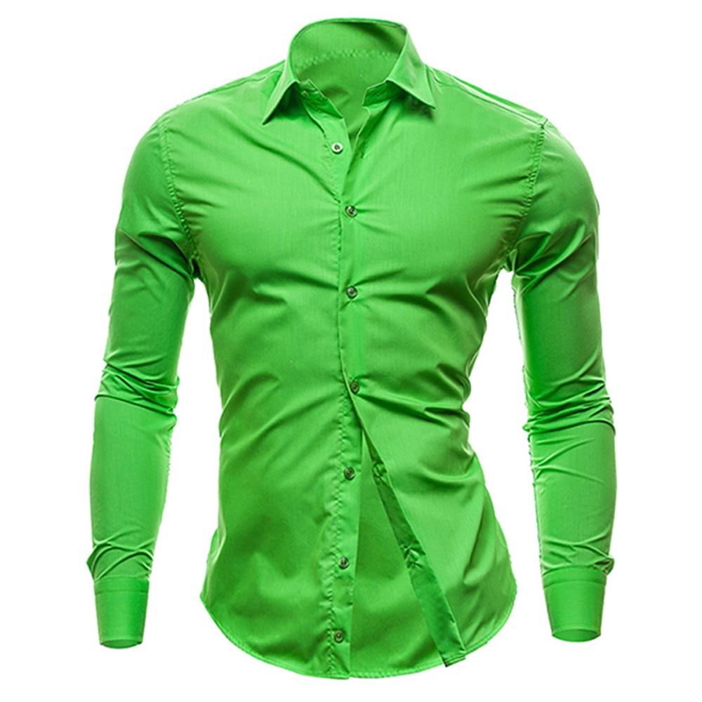 Hot Sales New Mens Shirts Casual Slim Fit Stylish Mens Dress Shirts