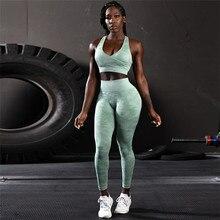 Camouflage Sport Yoga Remise En Forme Mis En Survêtement Femmes Costume de  Sport de Jogging Formation ensemble course soutien-go. c1944091815