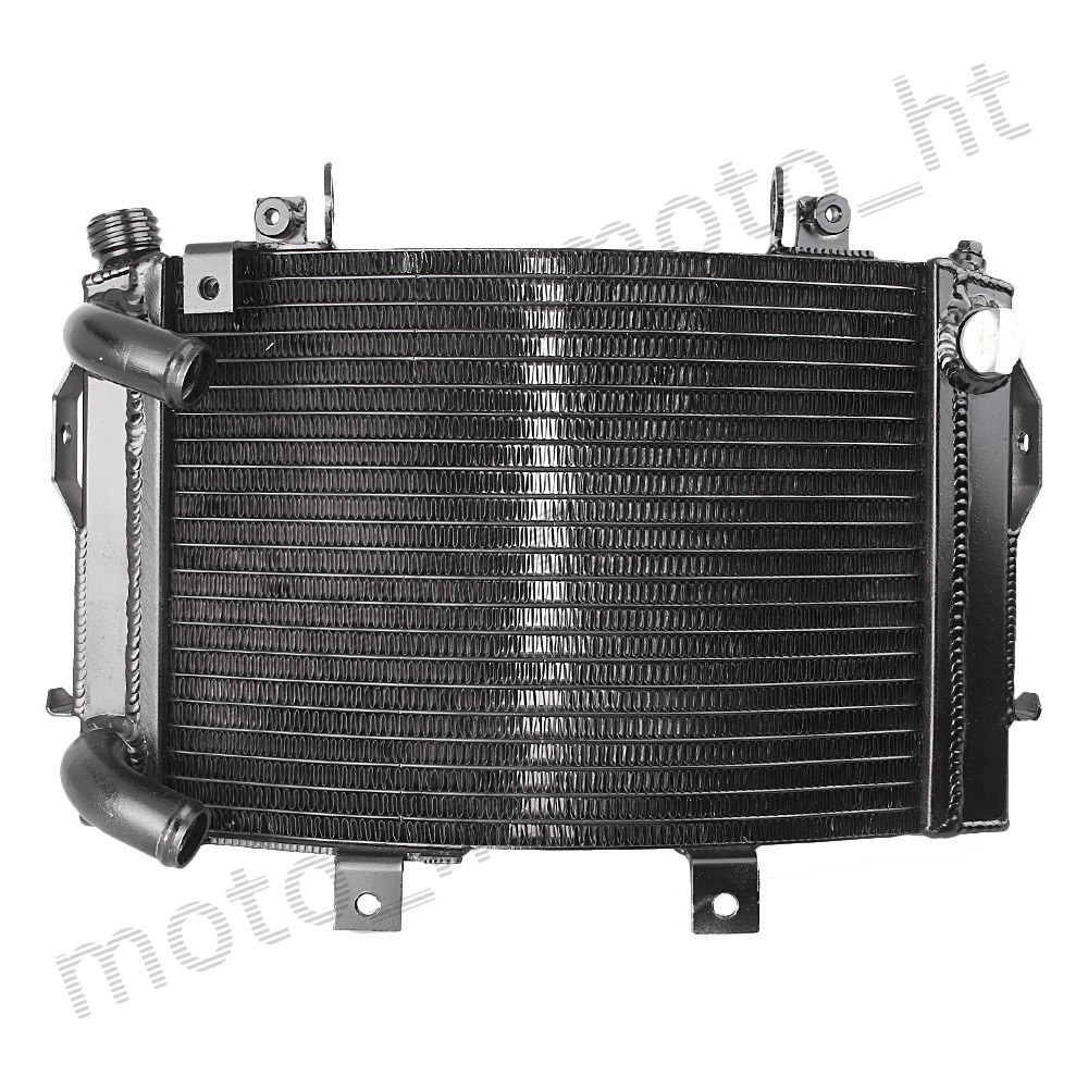 Aluminum Cooler Radiator For KTM 690 Duke Duke R 2010 2011 2012 2013 2014 2015 2016