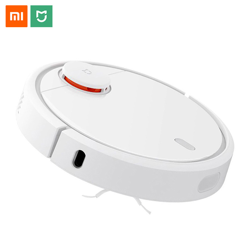 Global Version Xiaomi Mi Robot Vacuum Cleaner for Home Automatic Sweeping Dust Sterilize Smart Planned Mobile App Remote Control