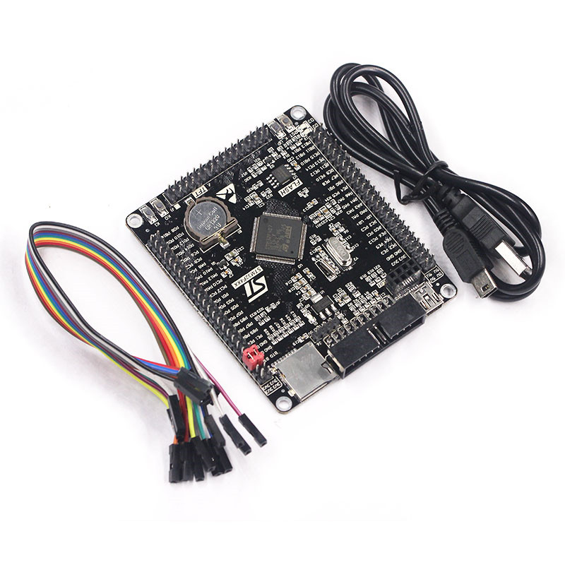 цена на STM32F407VET6 development board Cortex-M4 STM32 minimum system learning board ARM core board