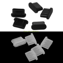 Cover Protector Dust-Plug Smart-Phone-Accessories Usb-Charging-Port Silicone Samsung