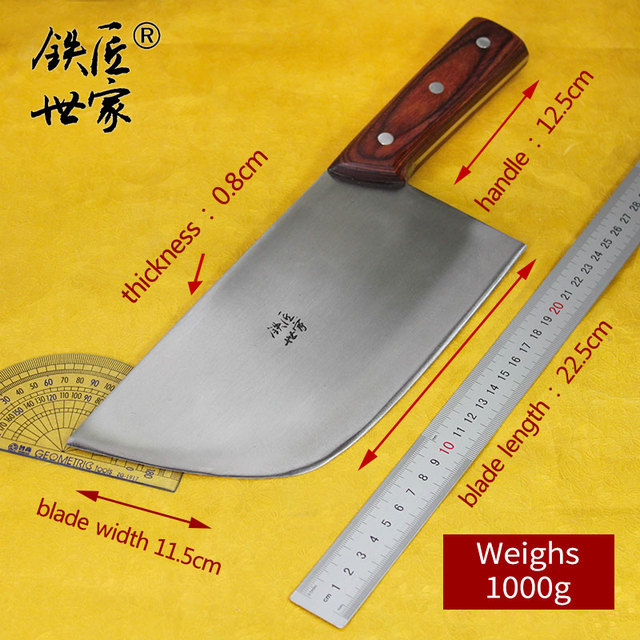 Traditional Chinese Cleaver