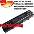 Batería del ordenador portátil Para DELL 1525 1526 1545 PP29L PP41L Cabe P/N C601H K450N RN873 GP952 RU586 GW240 M911G X284G M911 312-0844