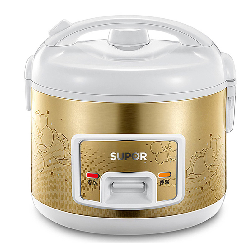 4L Capacity Home Smart Automatic Rice Cooker Old fashioned Ordinary Rice Cooker Multifunction Big Firepower Chassis Heating