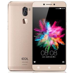 Image 2 - Coolpad dorigine cool 1 3G RAM 32G ROM LeEco Cool1 4G LTE téléphone Mobile intelligent Android 6.0 5.5 pouces double arrière 13.0MP menu russe