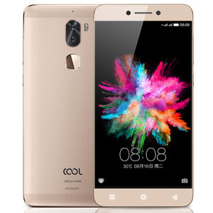 Image 2 - Original Coolpad cool 1 3G RAM 32G ROM LeEco Cool1 4G LTE smart Mobile Phone Android 6.0 5.5Inch  Dual Rear 13.0MP russian menu
